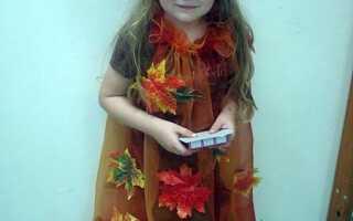 Сучасний сценарій осіннього свята в старшій групі дитячого садка «Здрастуй, осінь золота! Здрастуй і прощай! »