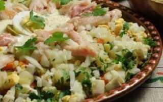 Салати з рибою на Новий рік 2020: прості і смачні рецепти