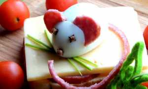 Бутерброди на Новий 2020 год | новорічні рецепти