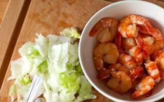 Салати з креветками на Новий рік 2020: прості і смачні рецепти