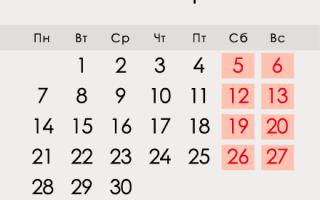 Вересень 2020 року в Росії: календар, свята, вихідні, як відпочиваємо