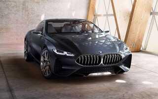 Новий BMW 8-series 2019 року | фото, опис, характеристики