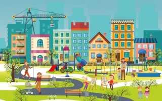 Міське середовище 2020 | Ростовська область, РФ, як голосувати