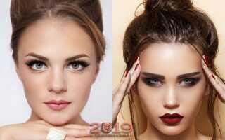 Модний макіяж осінь-зима 2018-2019 | тенденції в моді, фото