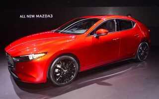 Нова Mazda 3 2019 | фото, ціна, характеристики