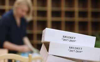 Бюджет на 2018-2019 | проект, федеральний, закон