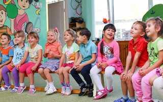 Сценарій До Дня Матері У Дитячому Саду Для Підготовчої групи (2018)