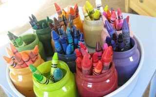 Що зробити з баночок від дитячого харчування? Фото виробів з скляних і жерстяних банок
