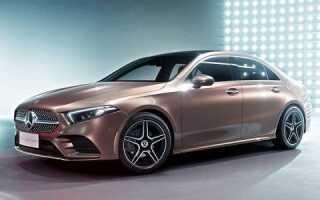 Новинки Mercedes 2019 | нові моделі, ціни, фото