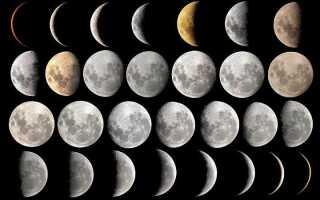 Місячний календар на травень 2020 | фази місяця, сприятливі дні