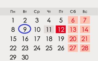 День одного в 2020 році: якого числа, дата