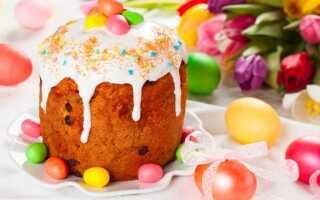 Коли святити паски і фарбувати яйц на Великдень в 2019 році