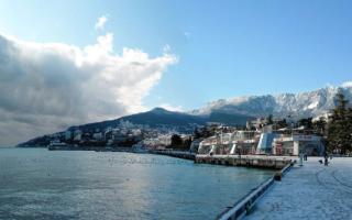 Новий 2019 рік у Криму | ціна, відпочинок, де зазначити