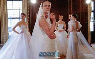 Весільні сукні в 2020 році | модні, фото