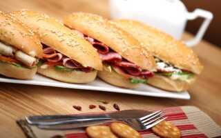 Бутерброди на Новий 2019 год | новорічні рецепти