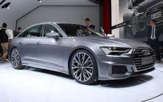 Нова Audi A6 2019 | фото, ціна, характеристики