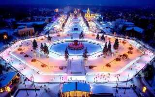 Ковзанки в Москві 2018-2019 | платні і безкоштовні, кращі