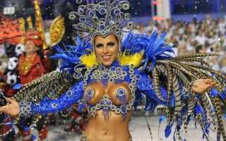 Карнавал в Бразилії в 2019 році: дати проведення