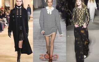 Модні тенденції осінь-зима 2018-2019 | фото