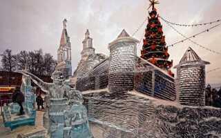 Новий 2020 рік у Нижньому Новгороді | відпочинок, ціни, новорічна ніч