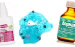 Як зробити слайм (лизун) з клею ПВА і борної кислоти: рецепти з додаванням піни для гоління, шампуню