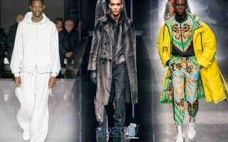 Чоловічий одяг сезону осінь-зима 2019-2020 | модні тенденції, тренди