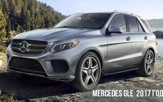 Mercedes GLE 2019 року | новий, дата виходу в продаж, ціна