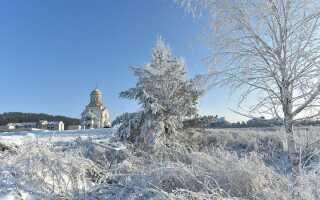 Яка буде зима в Удмуртії в 2018-2019 році | прогноз погоди