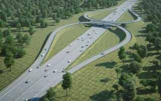 Реконструкція Горьковського шосе в 2018-2020 роках | схема