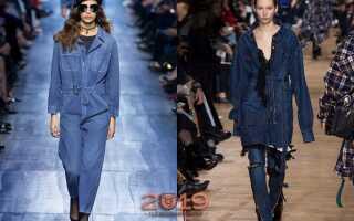 Модні джинси осінь-зима 2018-2019 | фото, мода