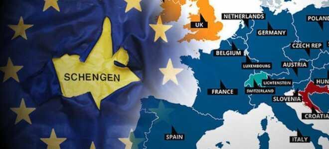 Список країн Шенгену і Єврозони в 2019 році | шенгенська зона