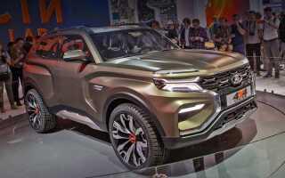Новинки АвтоВАЗ 2017-2019 | нові моделі Лада