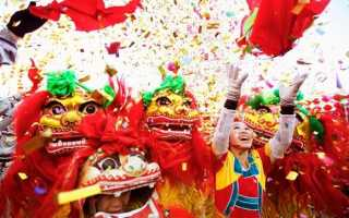 Китайський Новий рік 2020: коли починається і закінчується