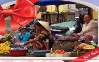 Що можна привезти з В'єтнаму в подарунок друзям і родичам?