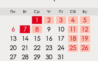 Оплачувані святкові дні в січні 2020 року | новорічні