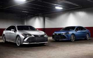 Новий Toyota Avalon 2019 | фото, ціна, характеристика