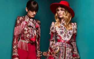 Модні образи сезону осінь-зима 2018-2019 | мода, тренди, фото