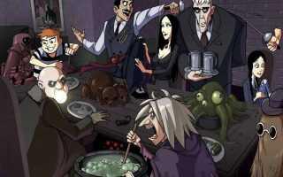 Сімейка Адамс (The Addams Family) — мультфільм 2019 | дата, актори
