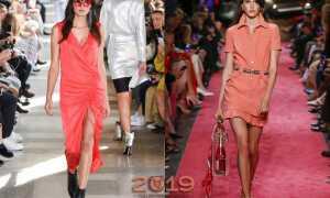 Мода весна-літо 2019 | фото, модні тенденції, тренди