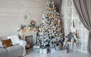 Як прикрасити кімнату на Новий 2020 год | Новорічна прикраса