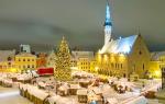 Новий 2020 рік у Талліні | новорічні свята, ціни, як відзначити