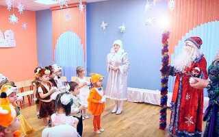 Ігри на Новий рік  для дітей від 2 до 6 років