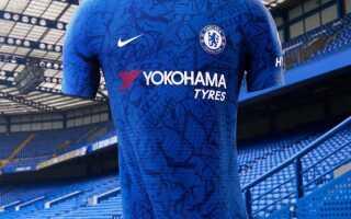 Нова Форма Челсі на сезон 2019-2020 | фото, домашня і гостьова