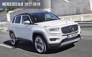 Mercedes GLB 2019 | фото, ціна, характеристики