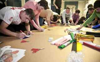 Які бувають майстер класи для дітей і дорослих