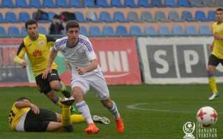 Чемпіонат Вірменії по футболу в 2018-2019 році: календар, розклад, дата