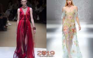 Модні вечірні сукні 2019 | фото, новинки