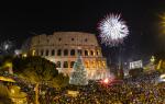 Новий 2020 рік у Римі | ціни, відпочинок, погода
