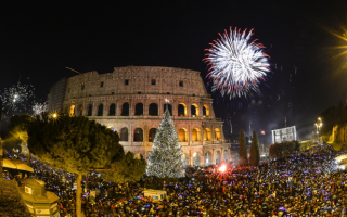 Новий 2020 рік у Римі   ціни, відпочинок, погода