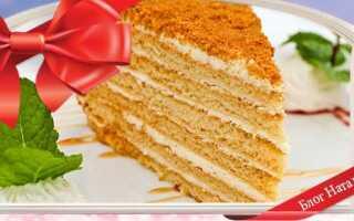 Торт медовий (медовик): 8 рецептів в домашніх умовах